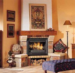 Дизайн каминов для гостиной комнаты (зала), фото интерьеров.