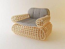Дизайнерская мебель в стиле «эко», особенности экологичного стиля.