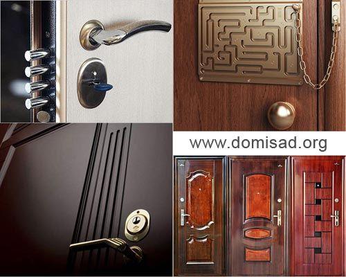 Как выбрать входную стальную дверь для дома?