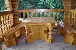 Какую деревянную мебель лучше купить для дома и дачи?