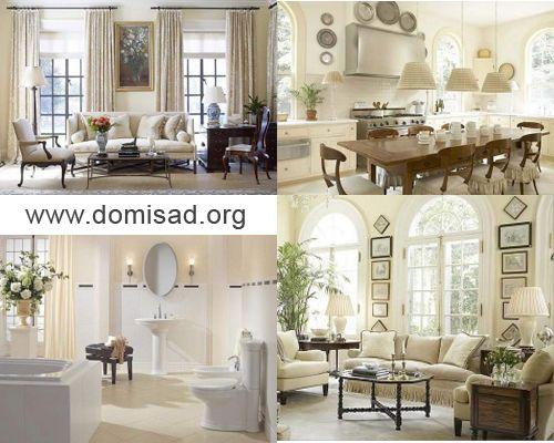 Кремовый интерьер и сочетания кремового цвета, идеи для дизайна.
