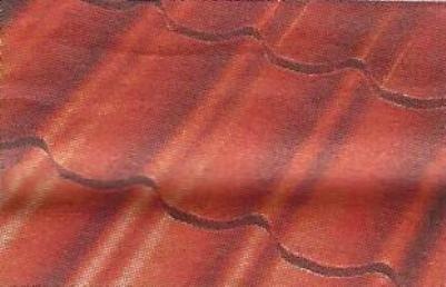 Металлочерепица для крыши садового дома, её разновидности, приобретение, купить