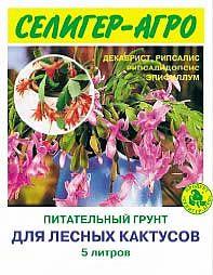 Грунт для лесных кактусов