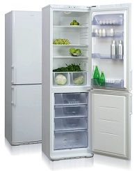Двухкомпрессорный холодильник с камерой снизу