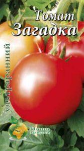 Сорт помидор «загадка»: характеристика, описание и фото ультраскороспелого томата