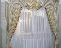 Современный дизайн штор для зала — полезные советы и фото.