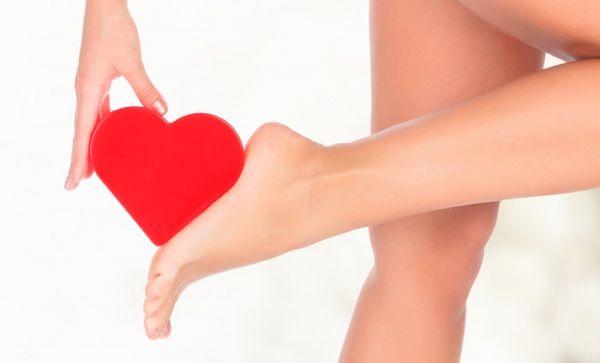 Уход за ступнями ног в домашних условиях
